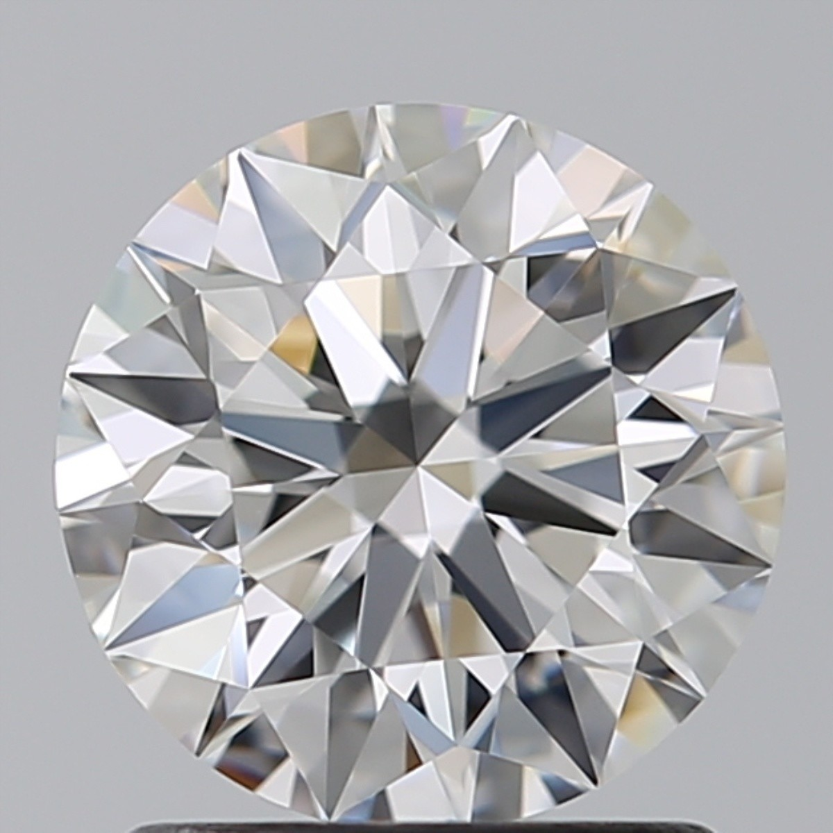 1.30 Carat Round Brilliant Diamond (E/IF)