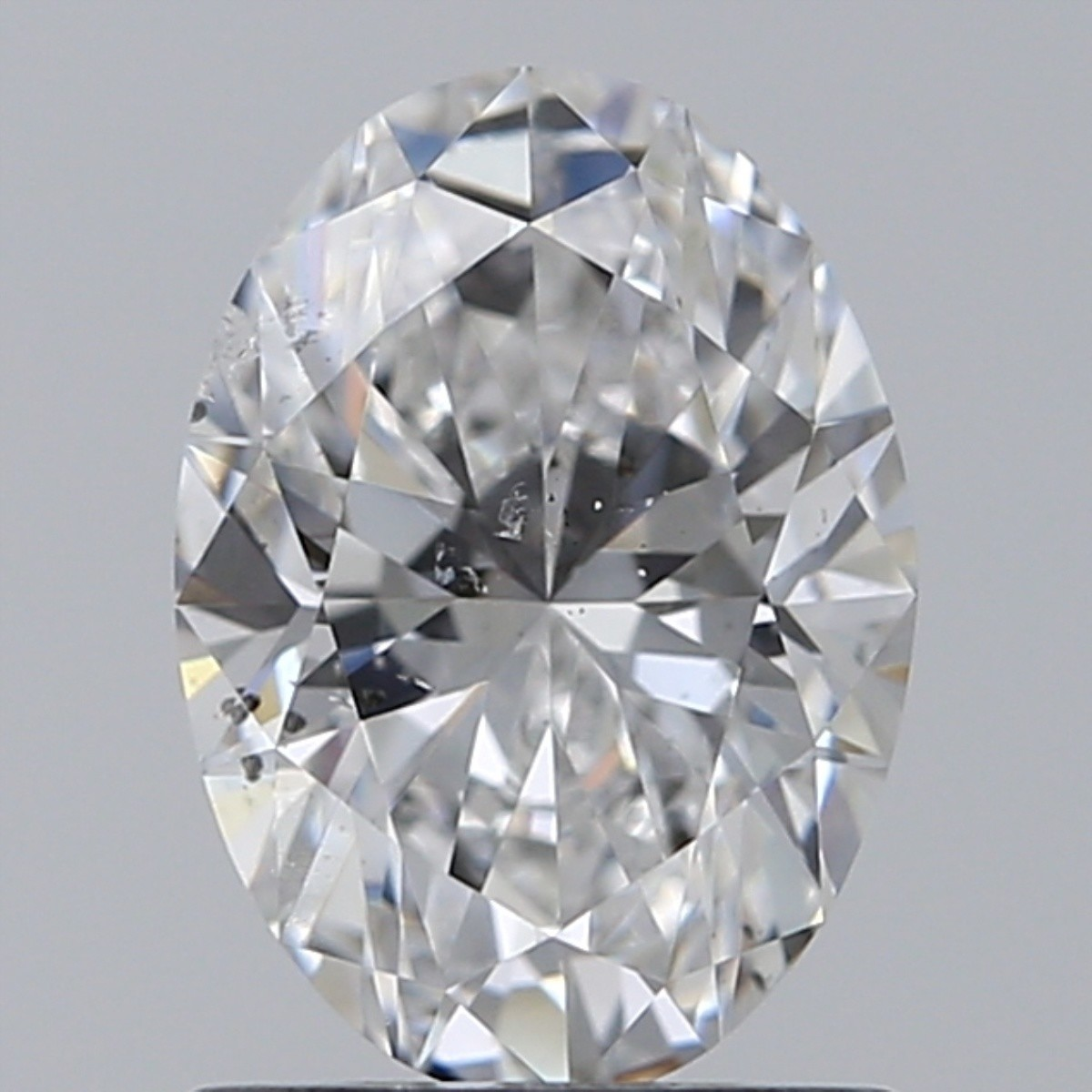 1.01 Carat Oval Diamond (E/SI1)