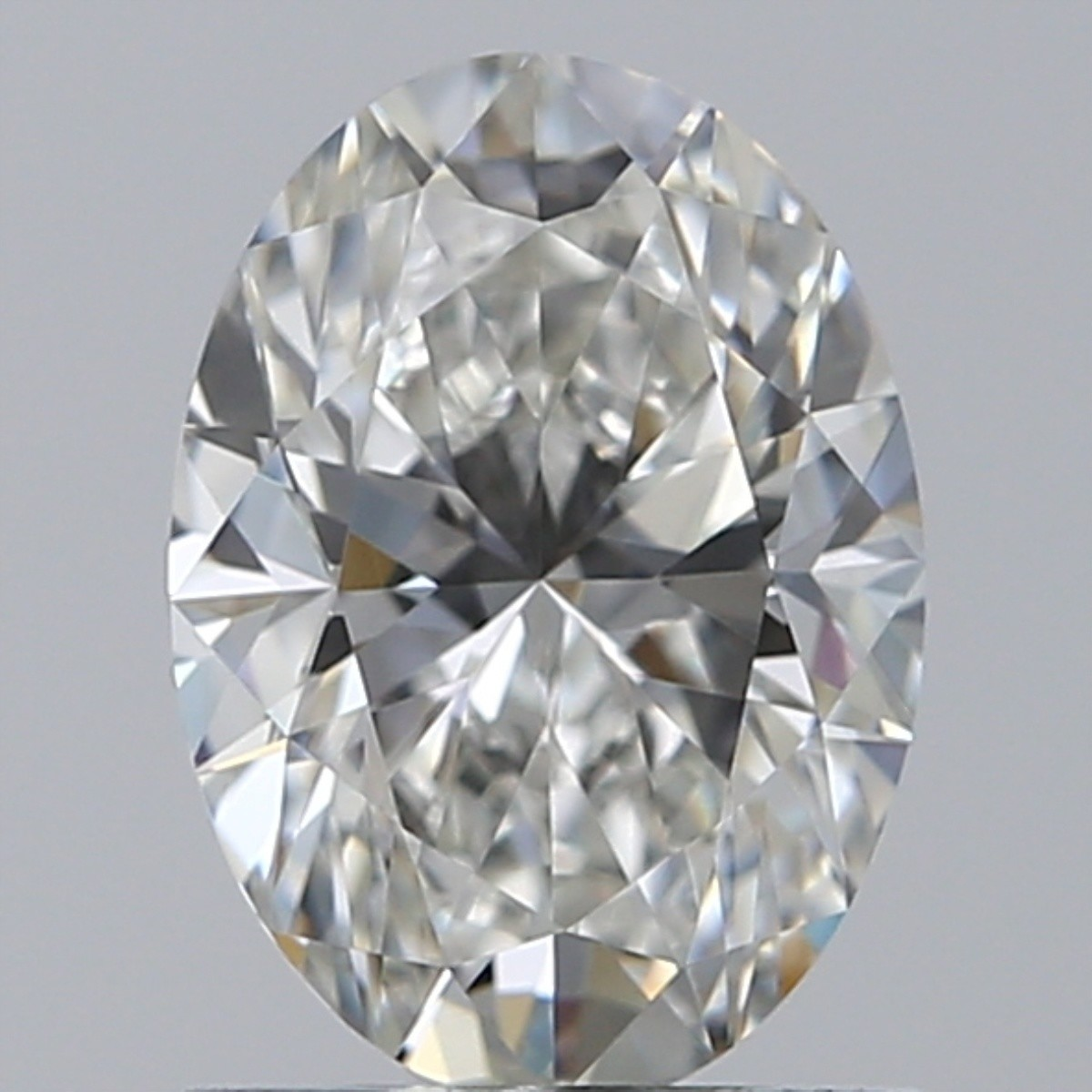0.91 Carat Oval Diamond (G/VVS2)