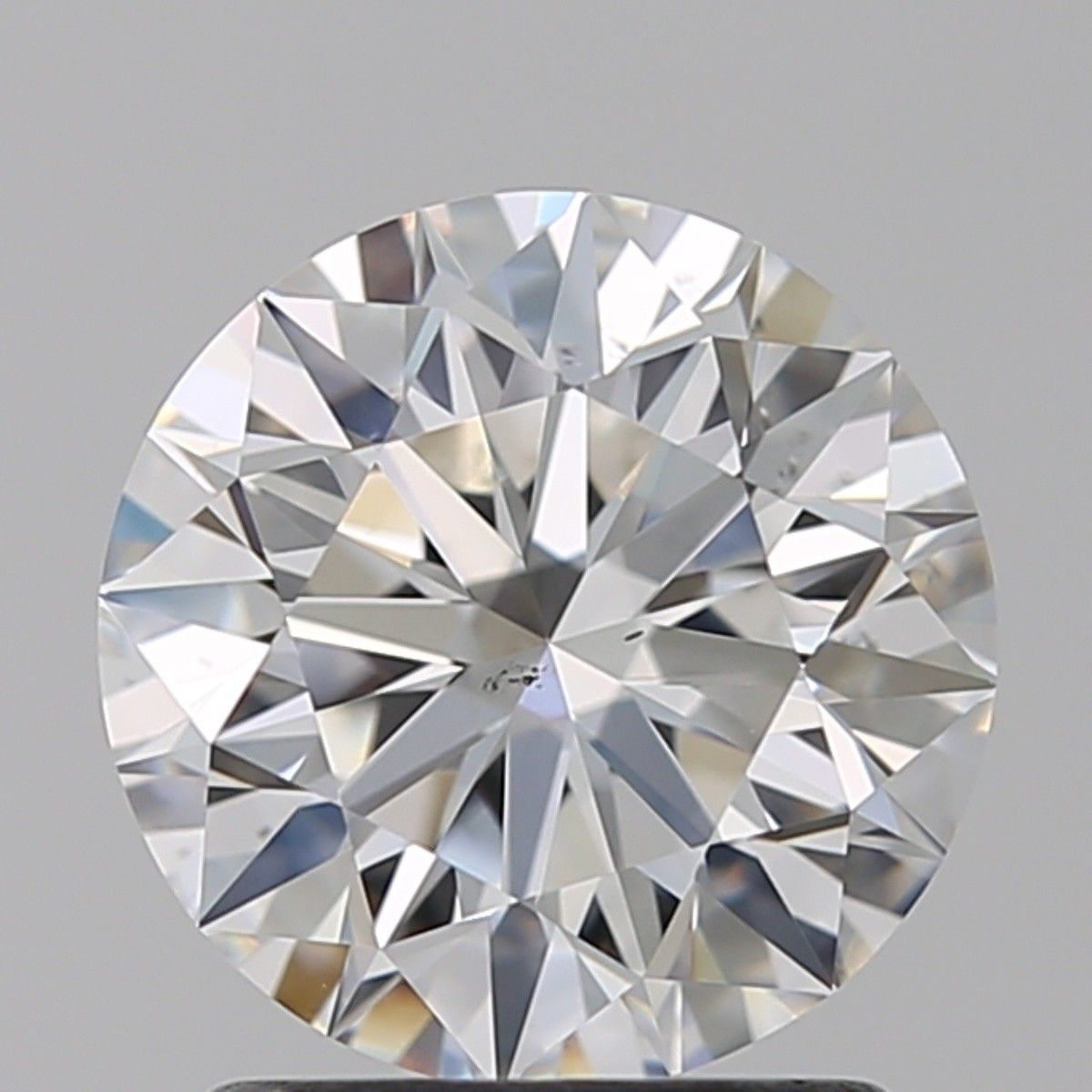 1.50 Carat Round Brilliant Diamond (E/SI1)