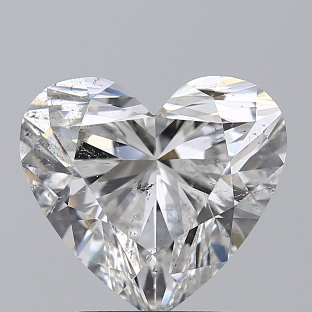 2.50 Carat Heart Diamond (F/SI2)