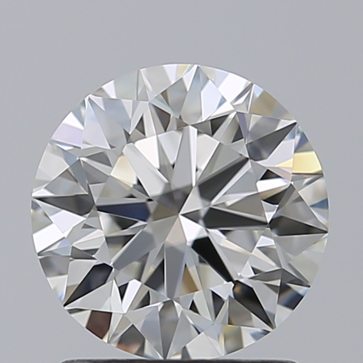 1.40 Carat Round Brilliant Diamond (G/IF)