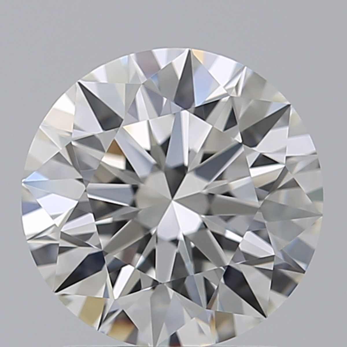 1.61 Carat Round Brilliant Diamond (G/VVS1)