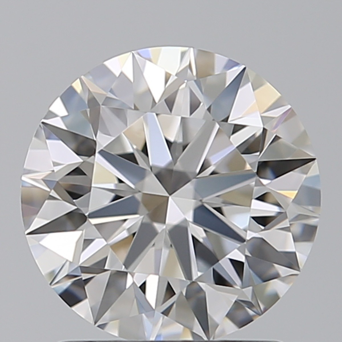 1.45 Carat Round Brilliant Diamond (D/VVS2)