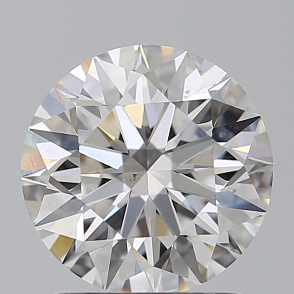1.51 Carat Round Brilliant Diamond (E/SI1)