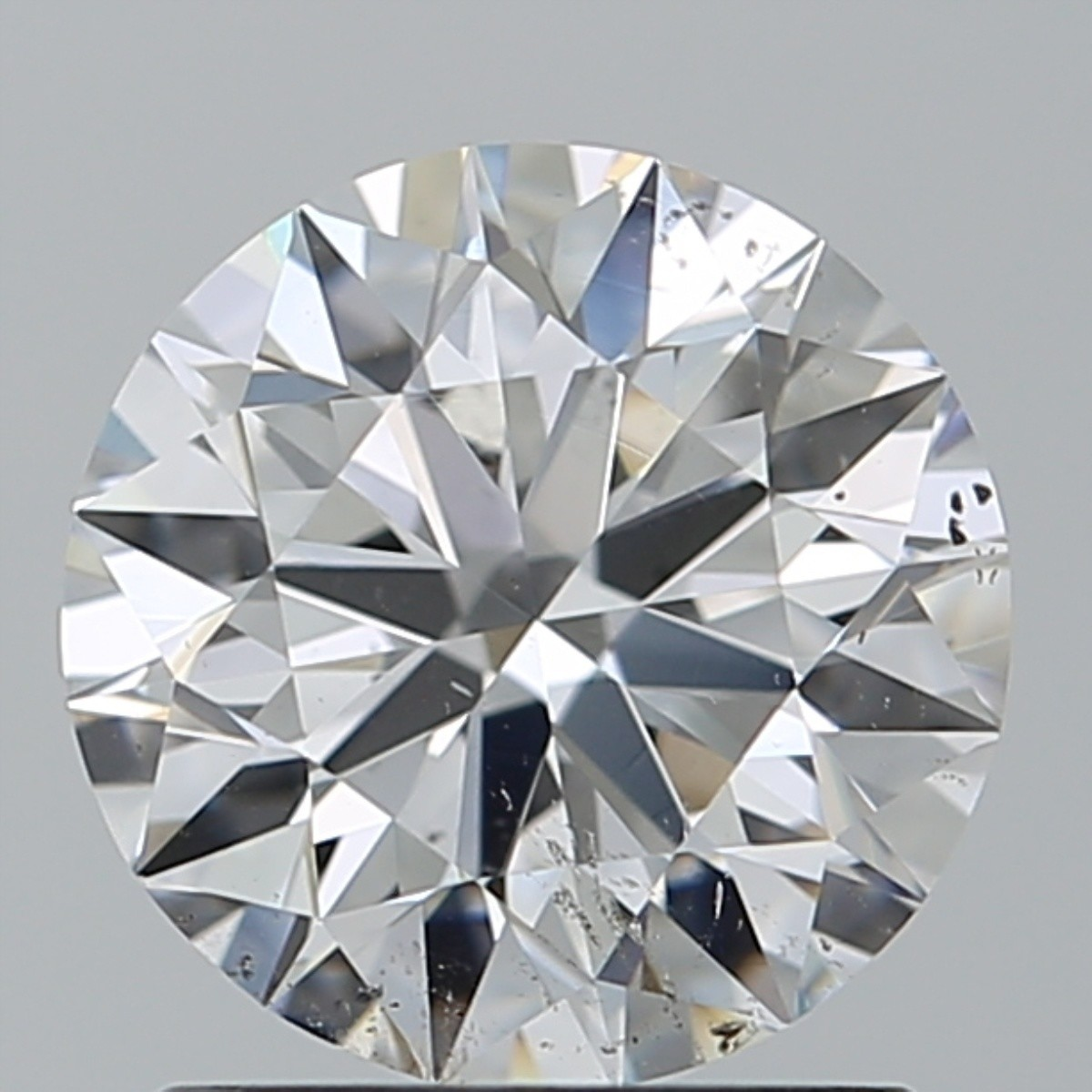1.29 Carat Round Brilliant Diamond (D/SI2)