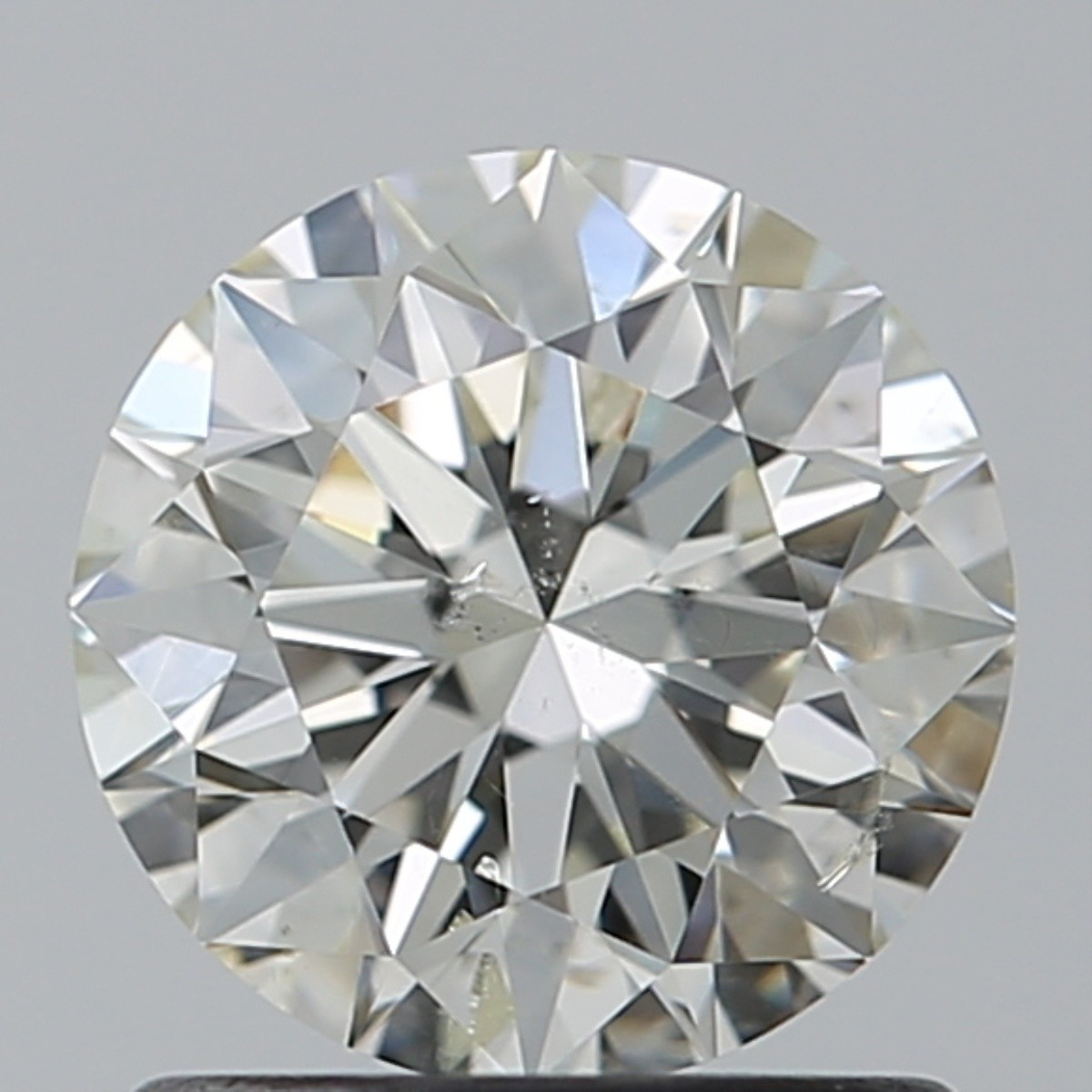 1.03 Carat Round Brilliant Diamond (J/SI2)