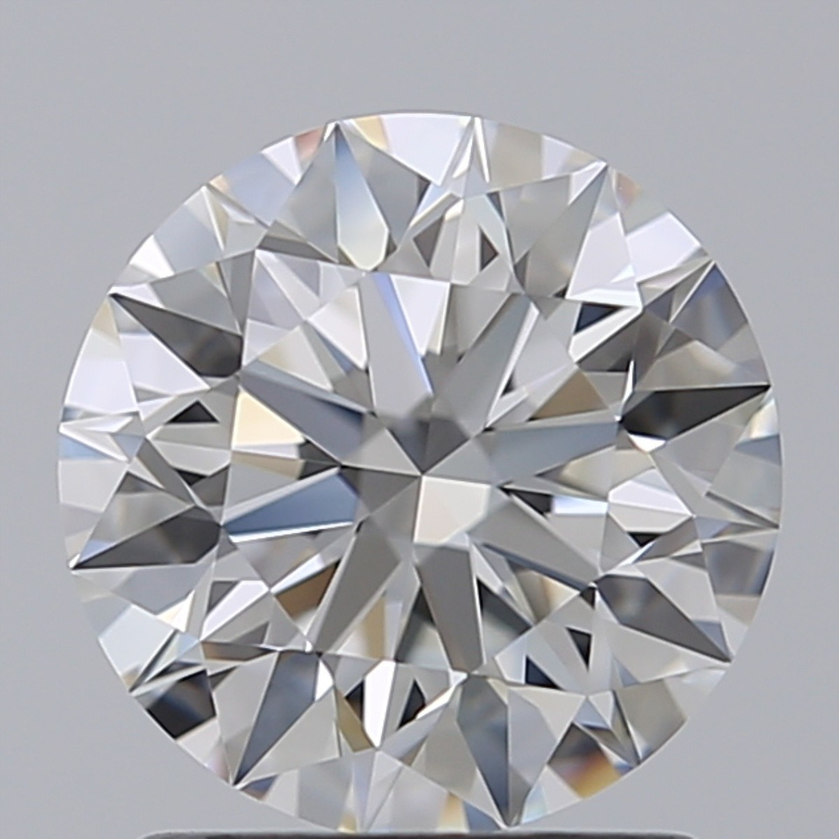 1.51 Carat Round Brilliant Diamond (F/VVS1)