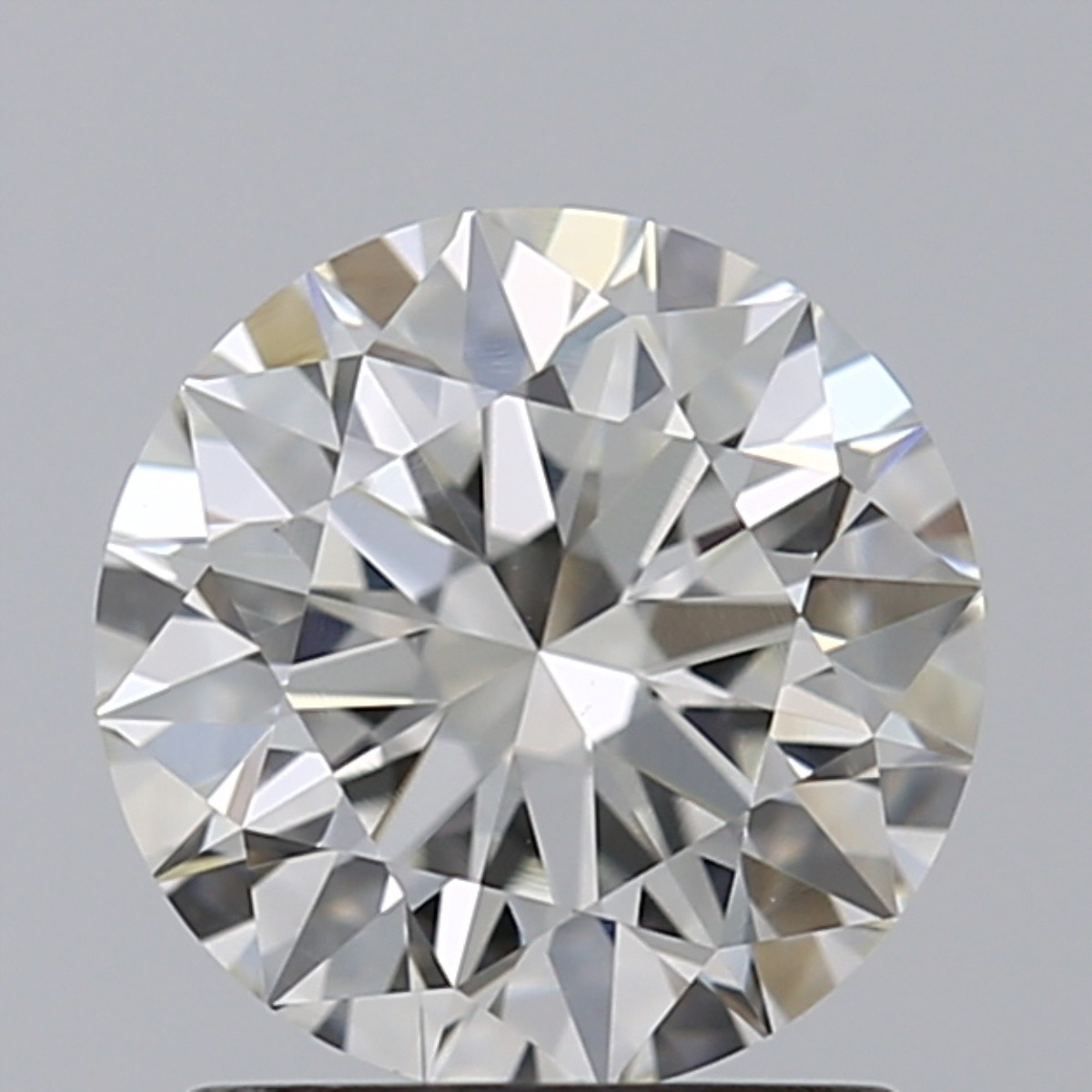 1.23 Carat Round Brilliant Diamond (H/VS2)