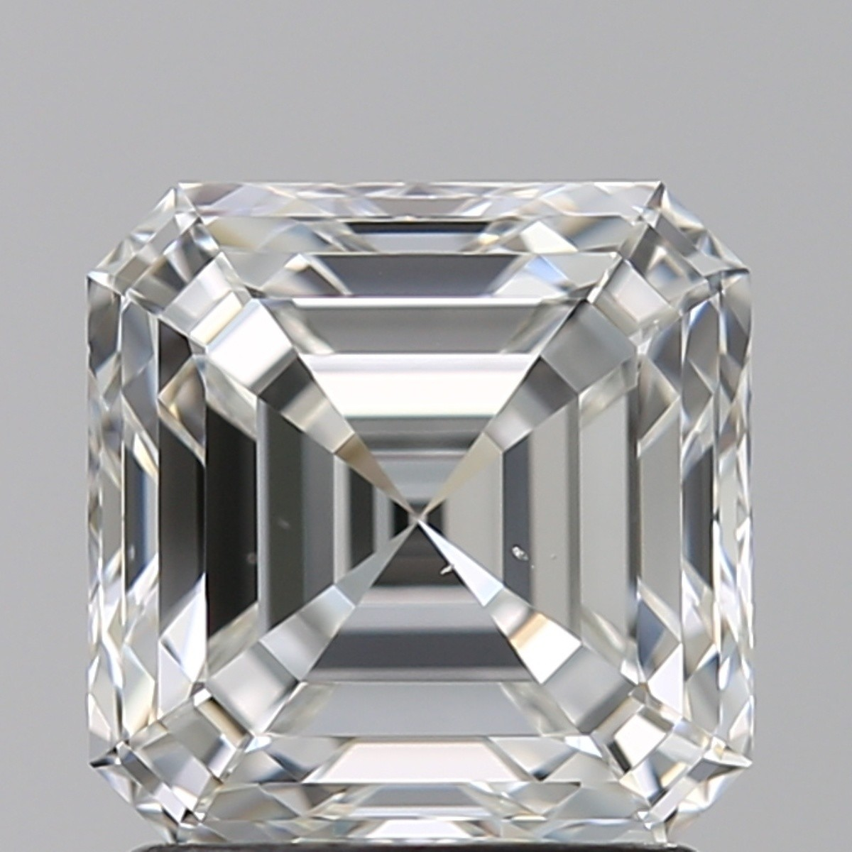 1.83 Carat Asscher Diamond (G/VS2)