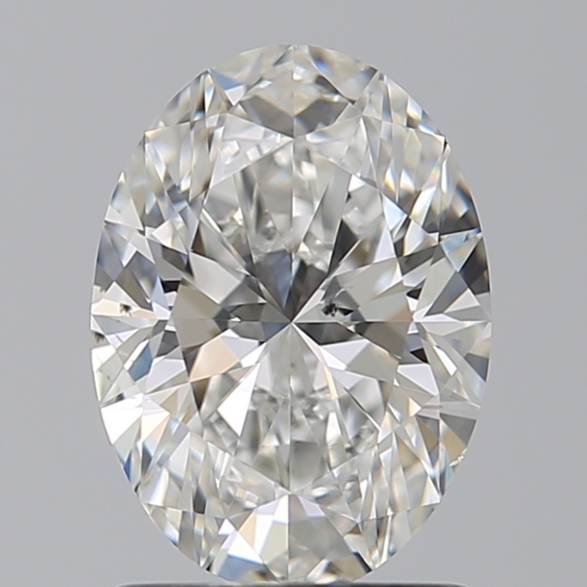 1.30 Carat Oval Diamond (F/SI1)