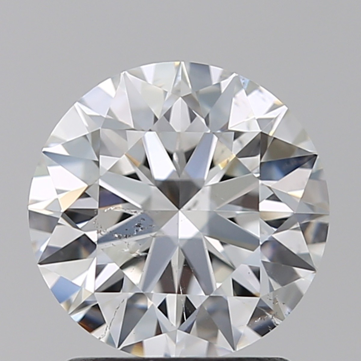1.54 Carat Round Brilliant Diamond (E/SI1)