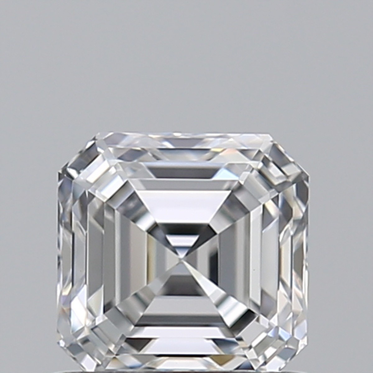 0.81 Carat Asscher Diamond (D/VS1)