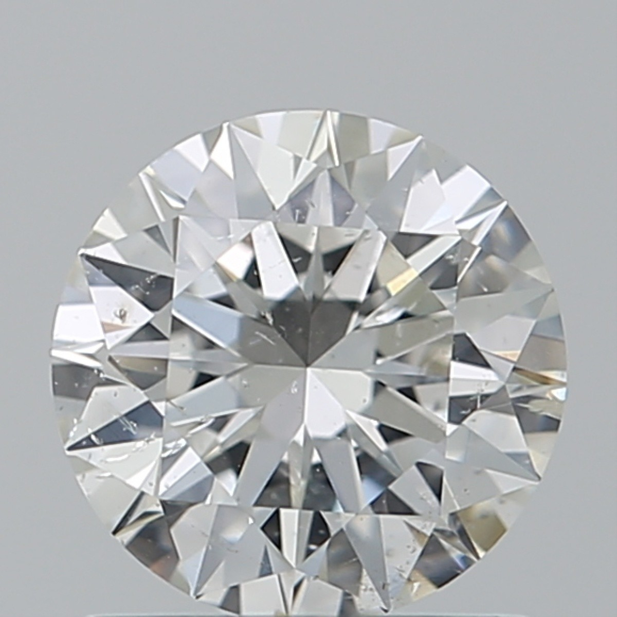 0.90 Carat Round Brilliant Diamond (H/SI2)