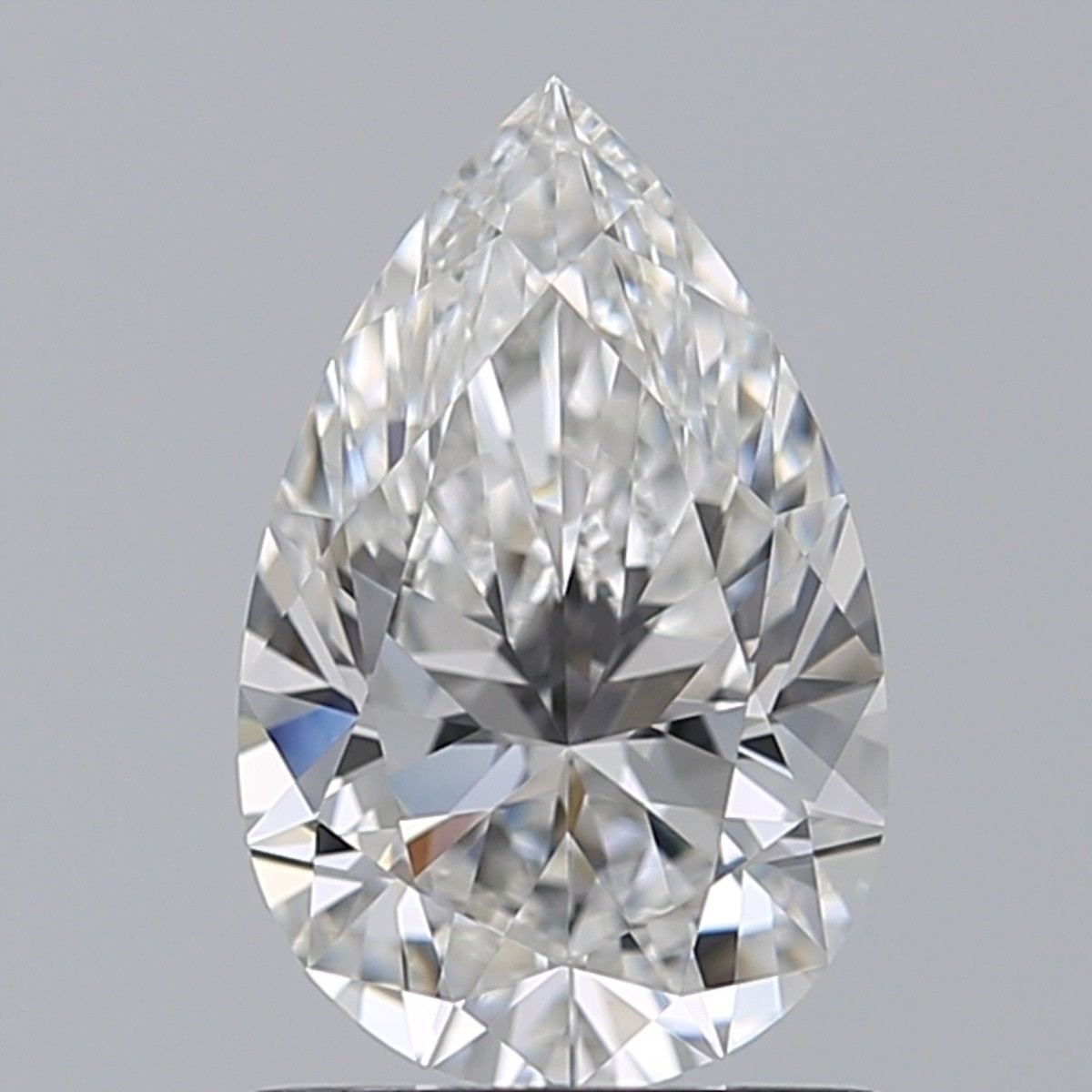 1.12 Carat Pear Diamond (F/VVS1)