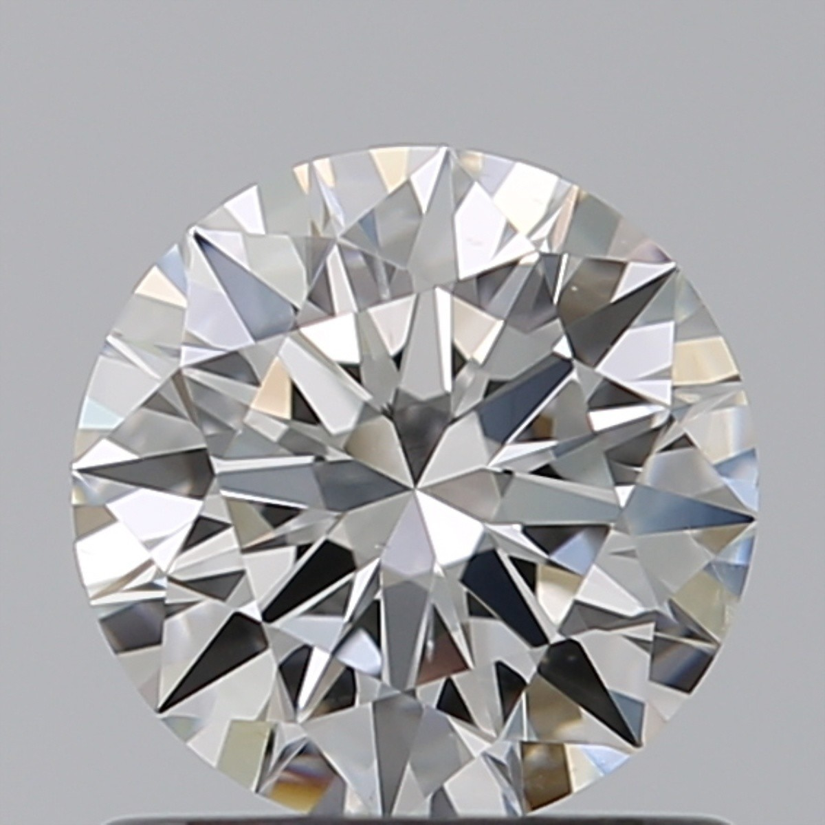0.80 Carat Round Brilliant Diamond (F/SI1)