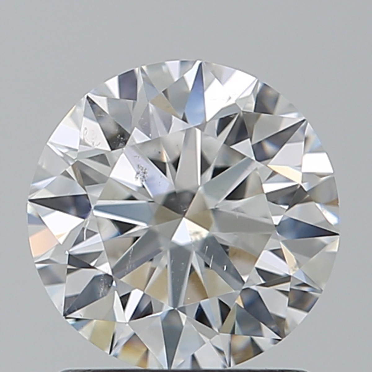 1.27 Carat Round Brilliant Diamond (E/SI1)
