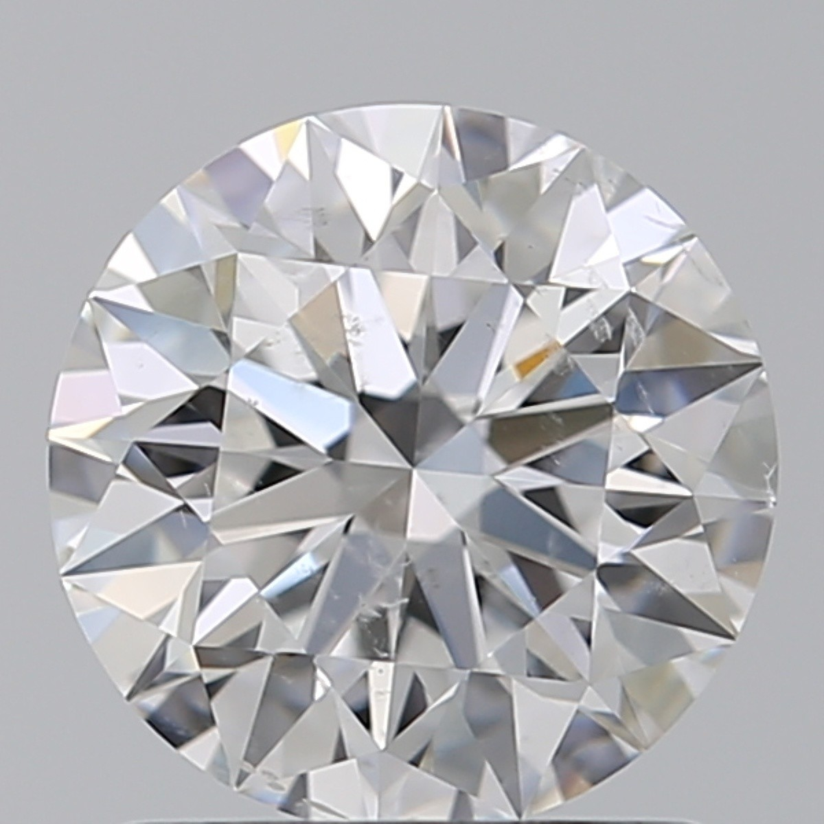 1.22 Carat Round Brilliant Diamond (D/SI2)