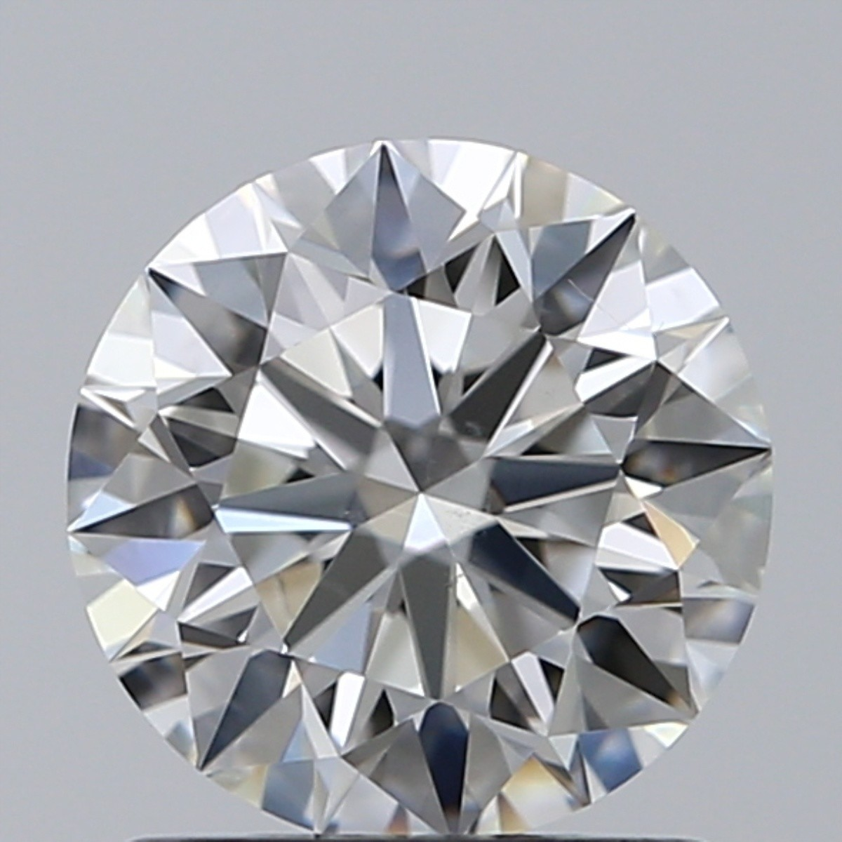 1.03 Carat Round Brilliant Diamond (F/SI1)