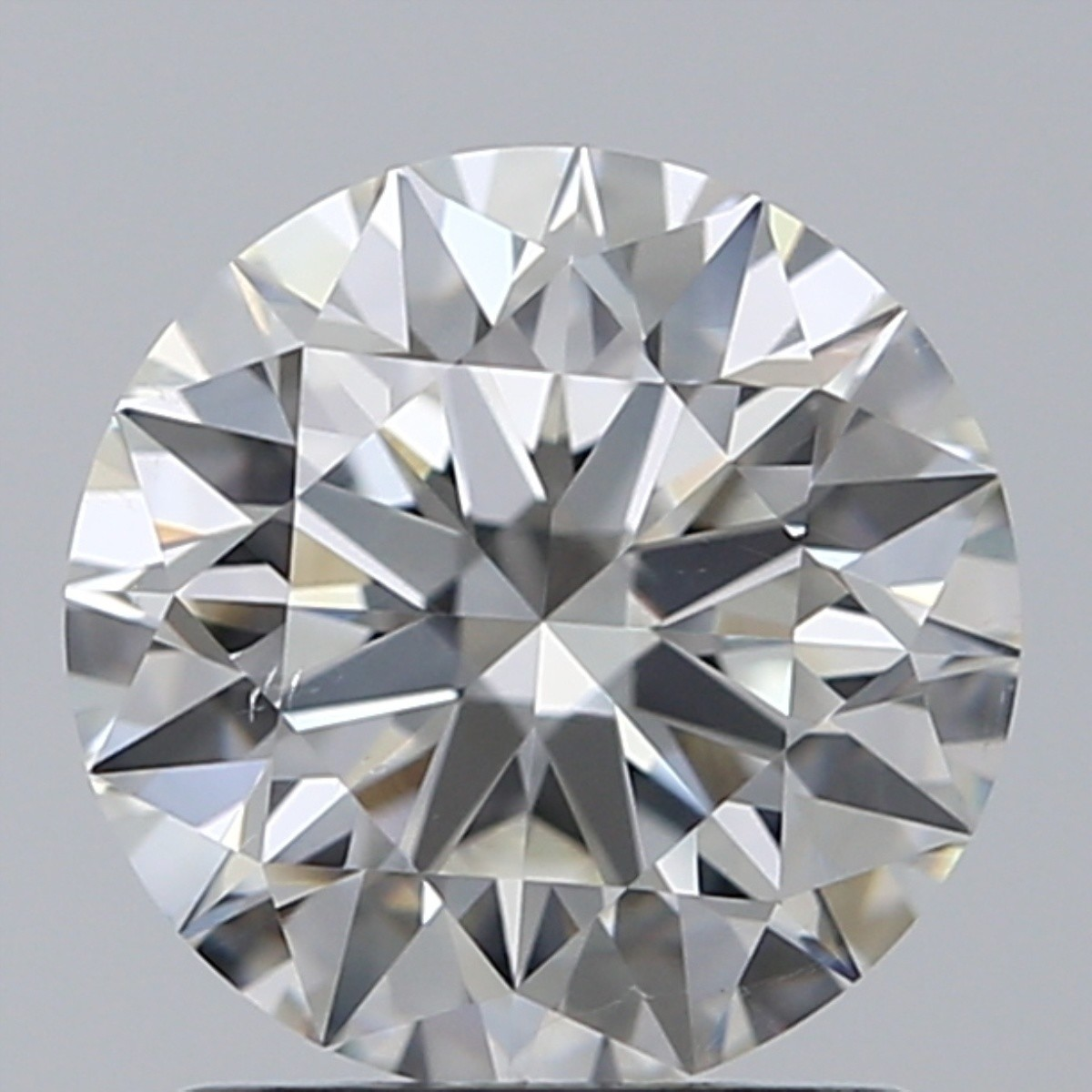 1.30 Carat Round Brilliant Diamond (H/VS2)