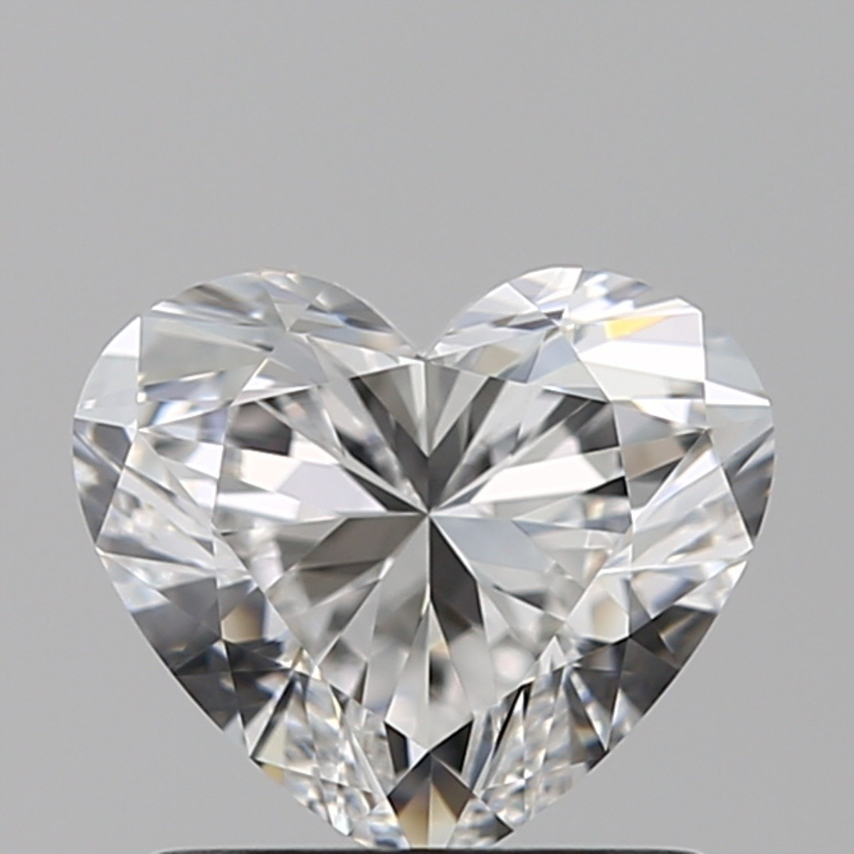 1.01 Carat Heart Diamond (E/VVS1)