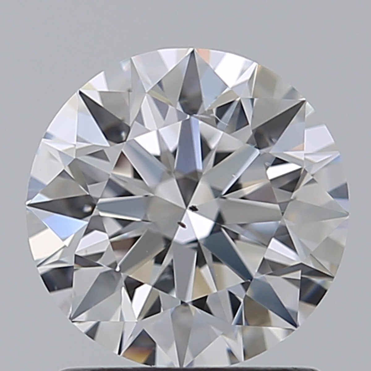 1.30 Carat Round Brilliant Diamond (D/SI1)