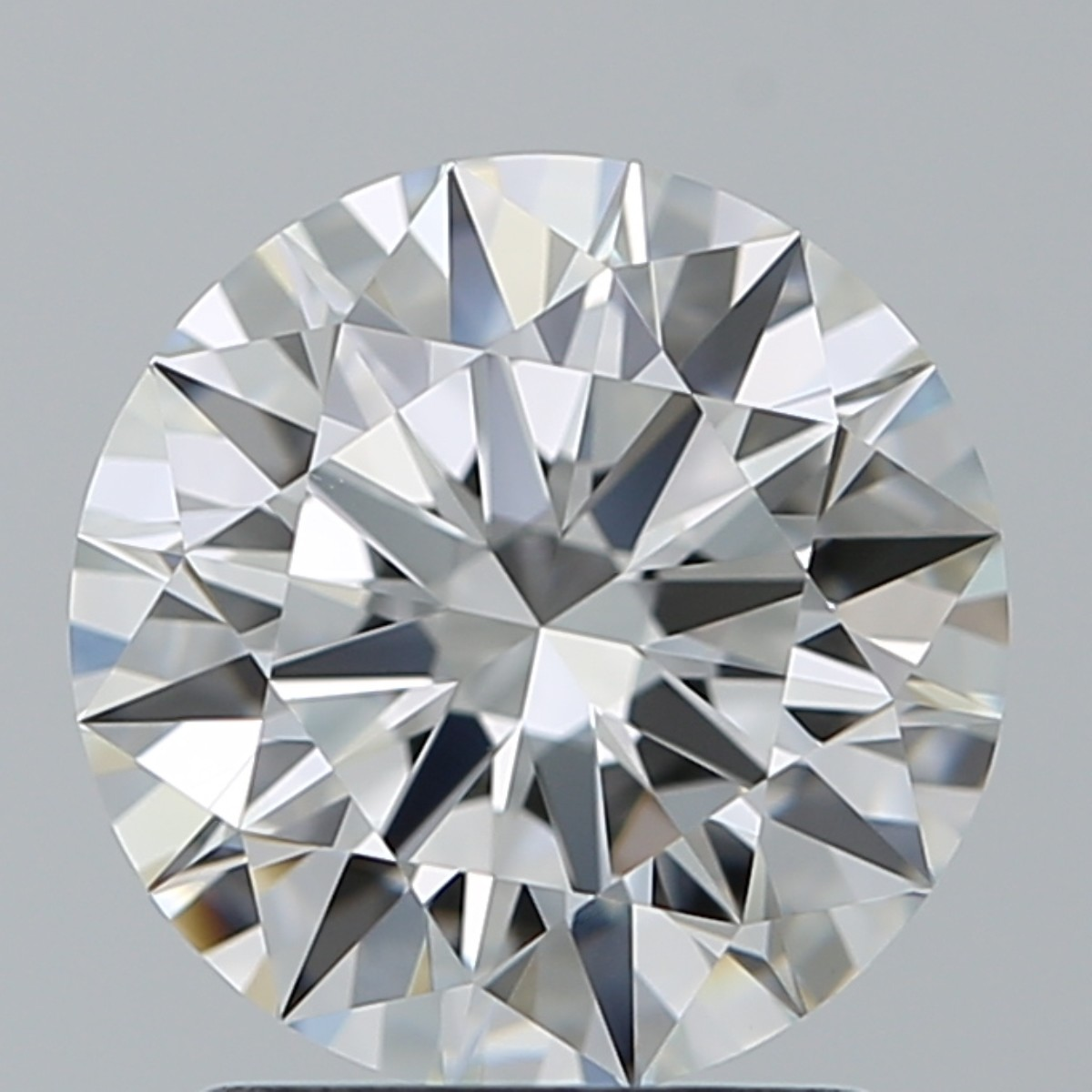 1.70 Carat Round Brilliant Diamond (F/VVS2)