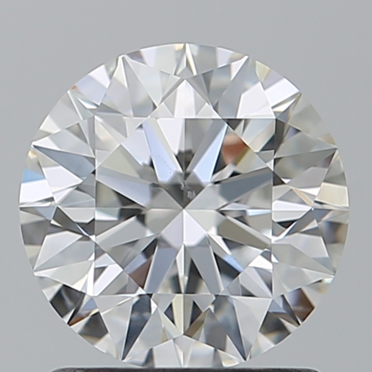 1.23 Carat Round Brilliant Diamond (F/SI1)