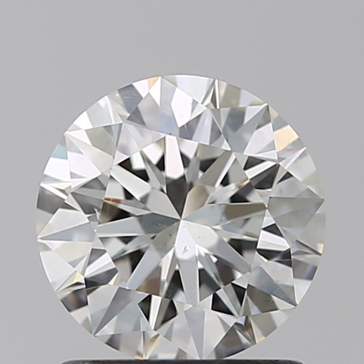 1.05 Carat Round Brilliant Diamond (H/SI1)