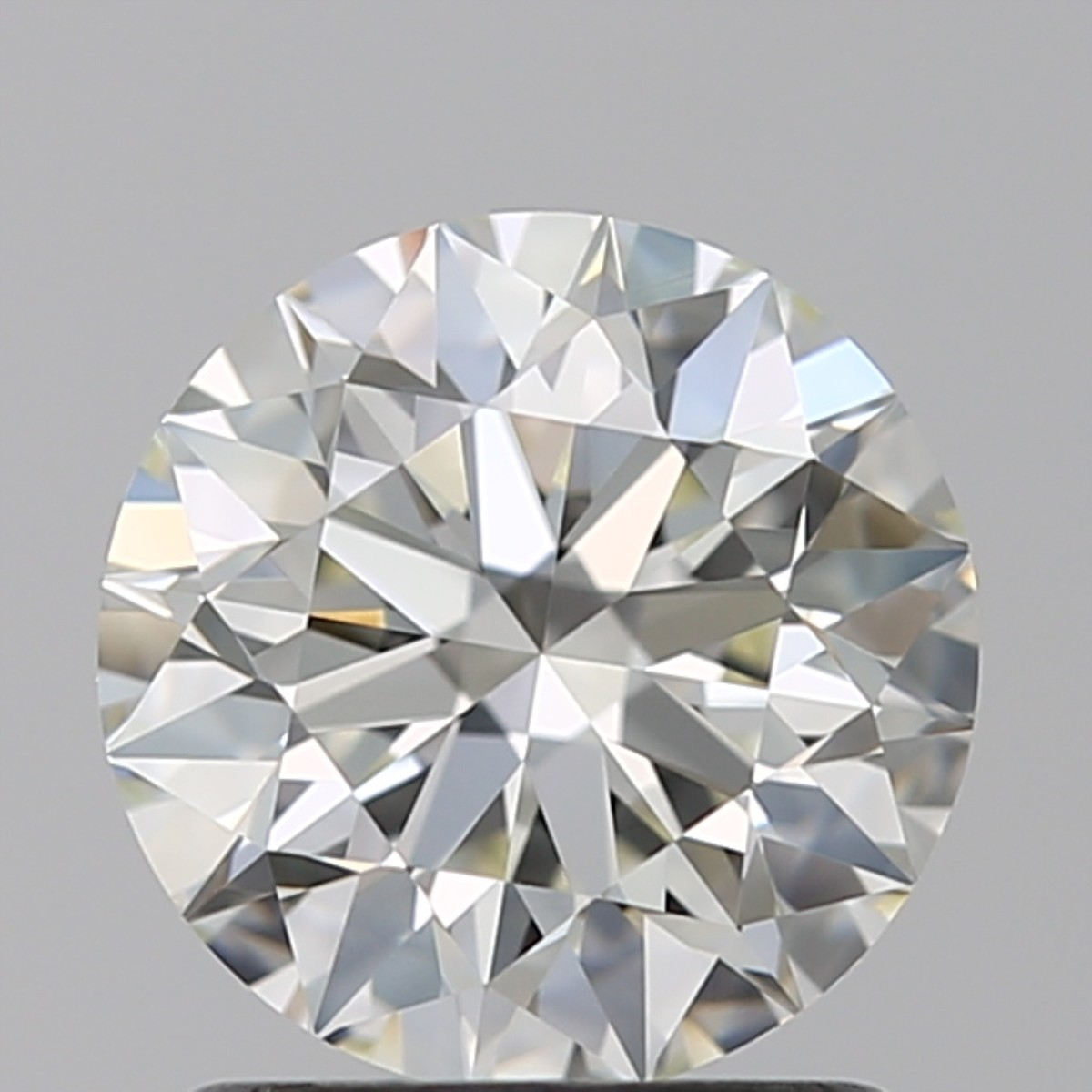 1.29 Carat Round Brilliant Diamond (J/VVS2)