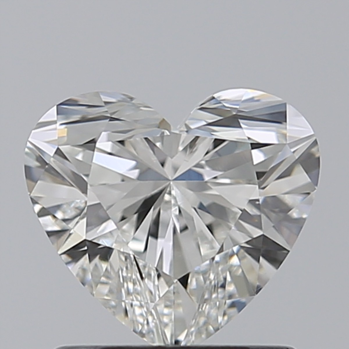 1.01 Carat Heart Diamond (G/VS1)