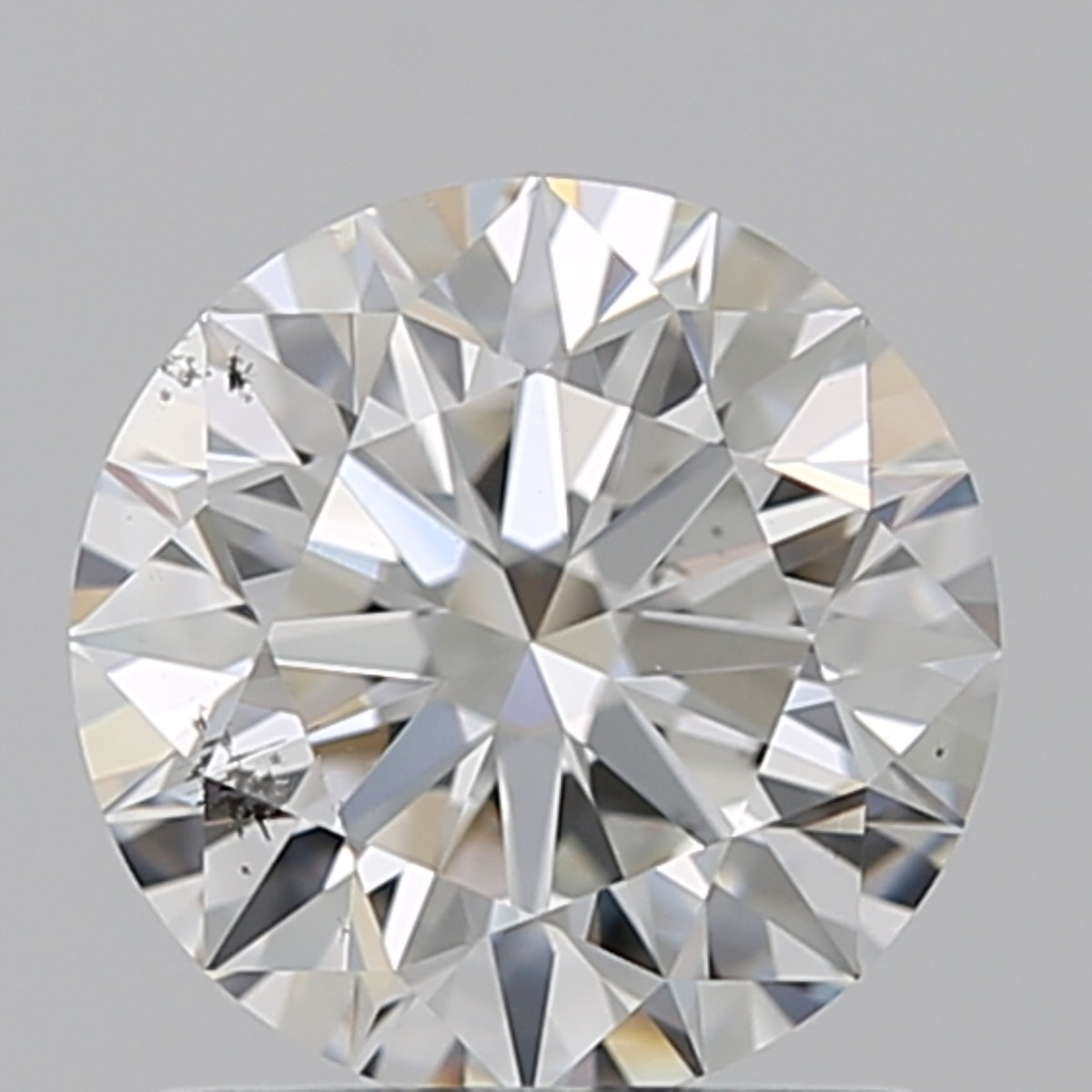 1.00 Carat Round Brilliant Diamond (F/SI1)