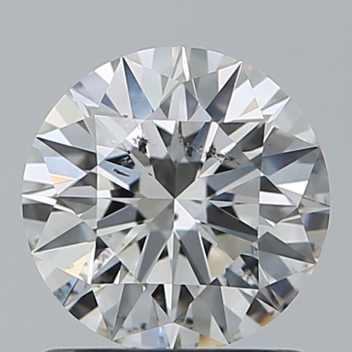 1.01 Carat Round Brilliant Diamond (G/SI2)