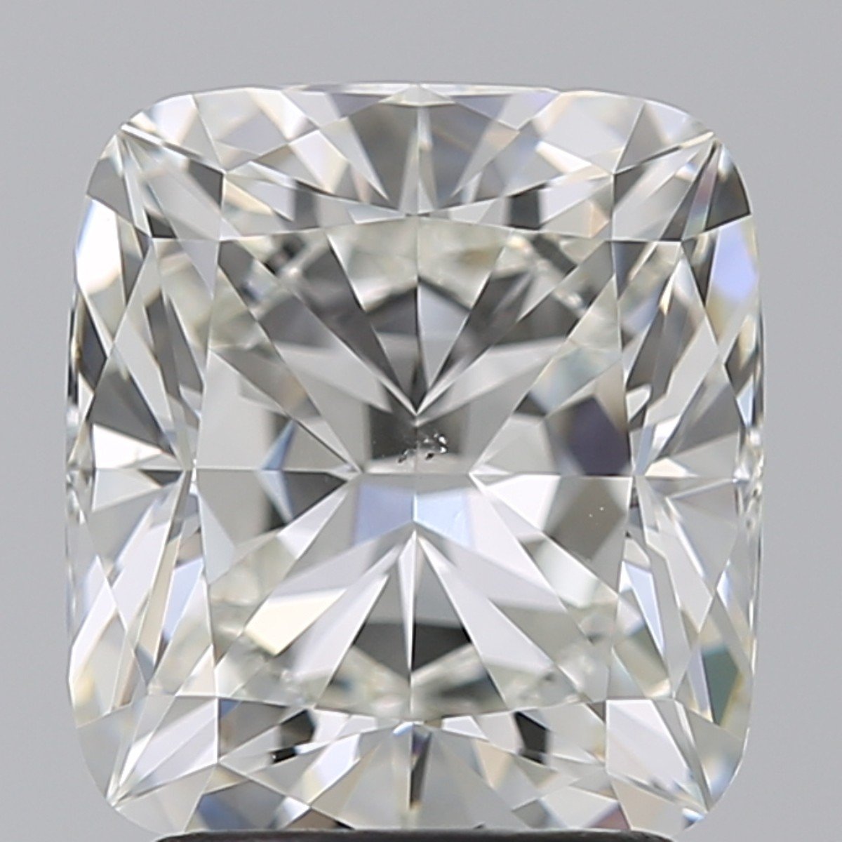 2.51 Carat Cushion Diamond (H/VS2)