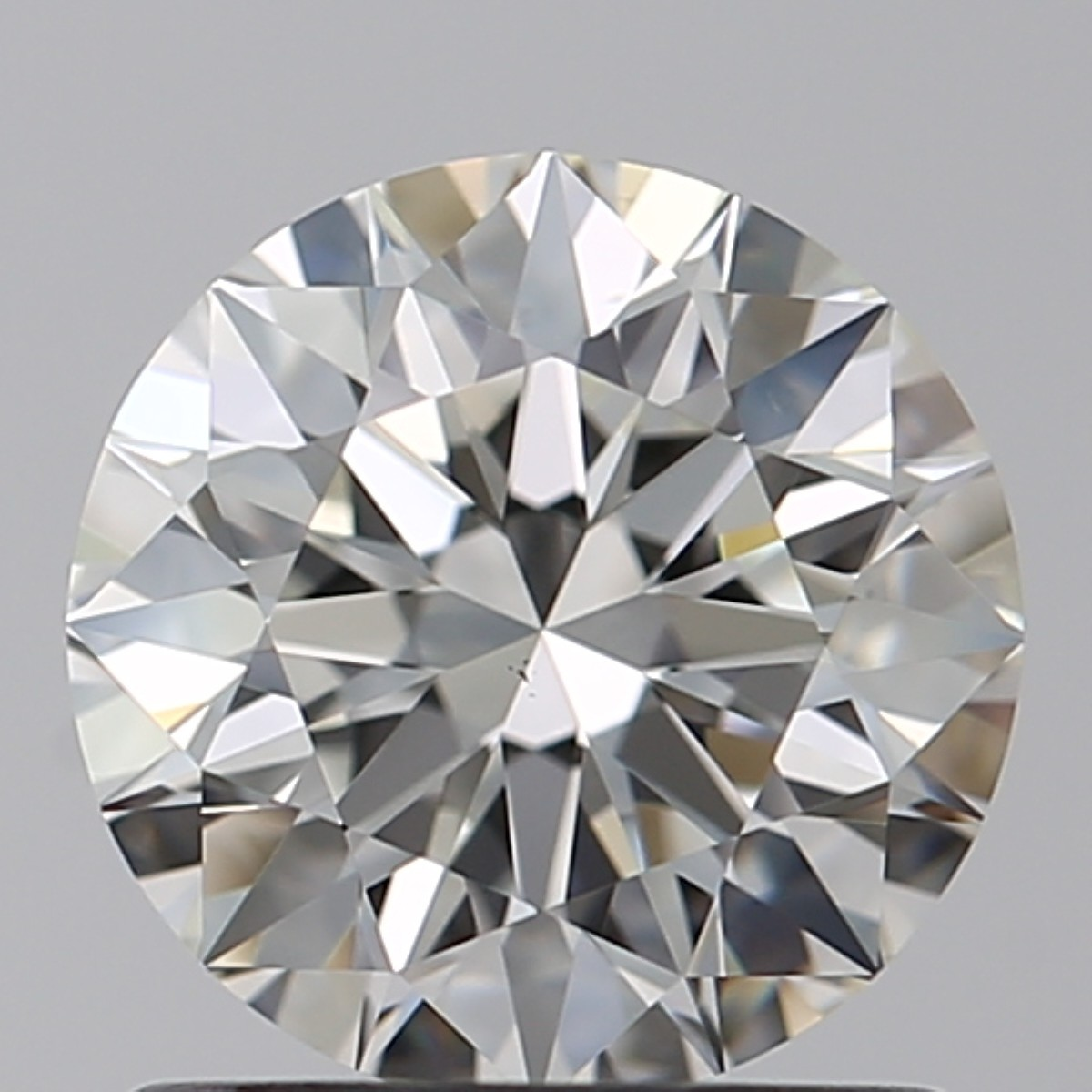 1.07 Carat Round Brilliant Diamond (H/VS1)