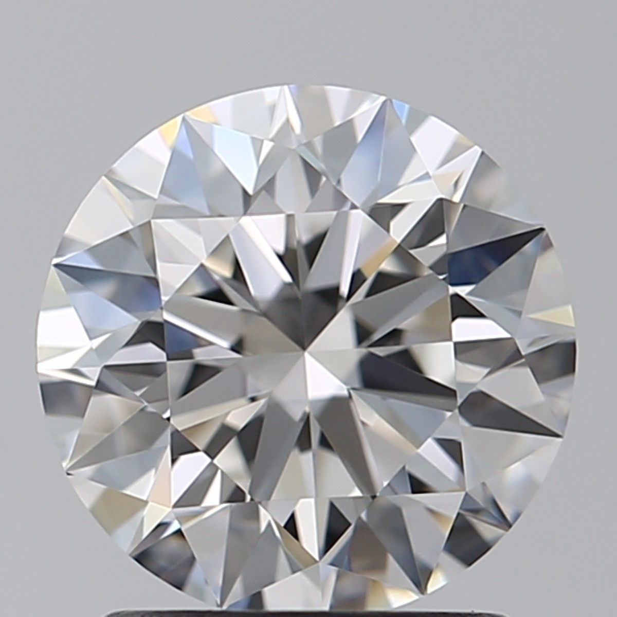 1.56 Carat Round Brilliant Diamond (F/VVS1)