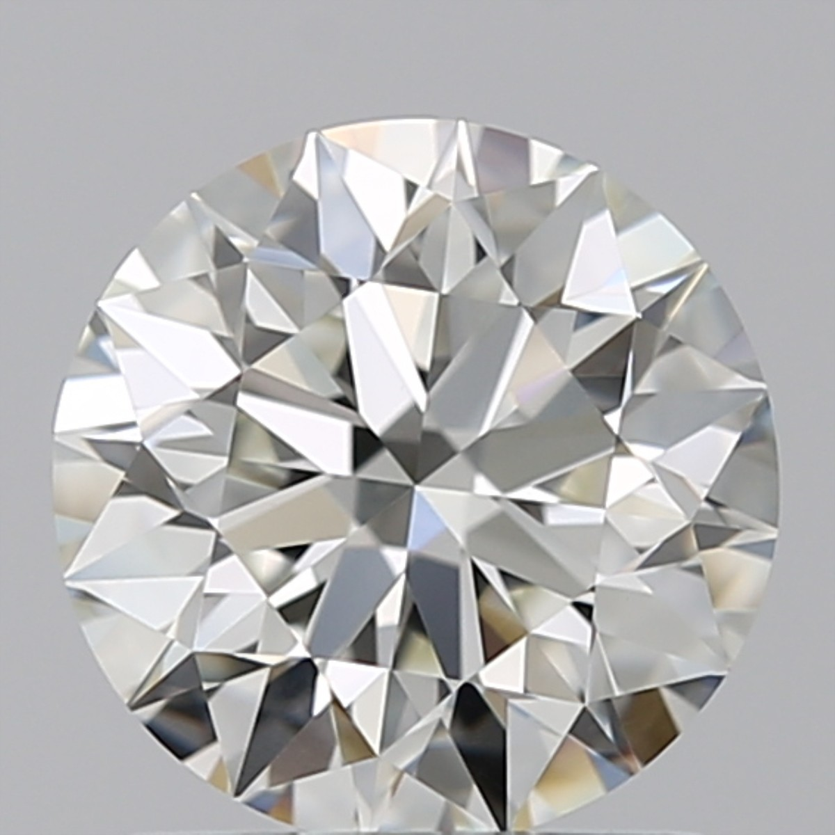 1.07 Carat Round Brilliant Diamond (I/VVS2)