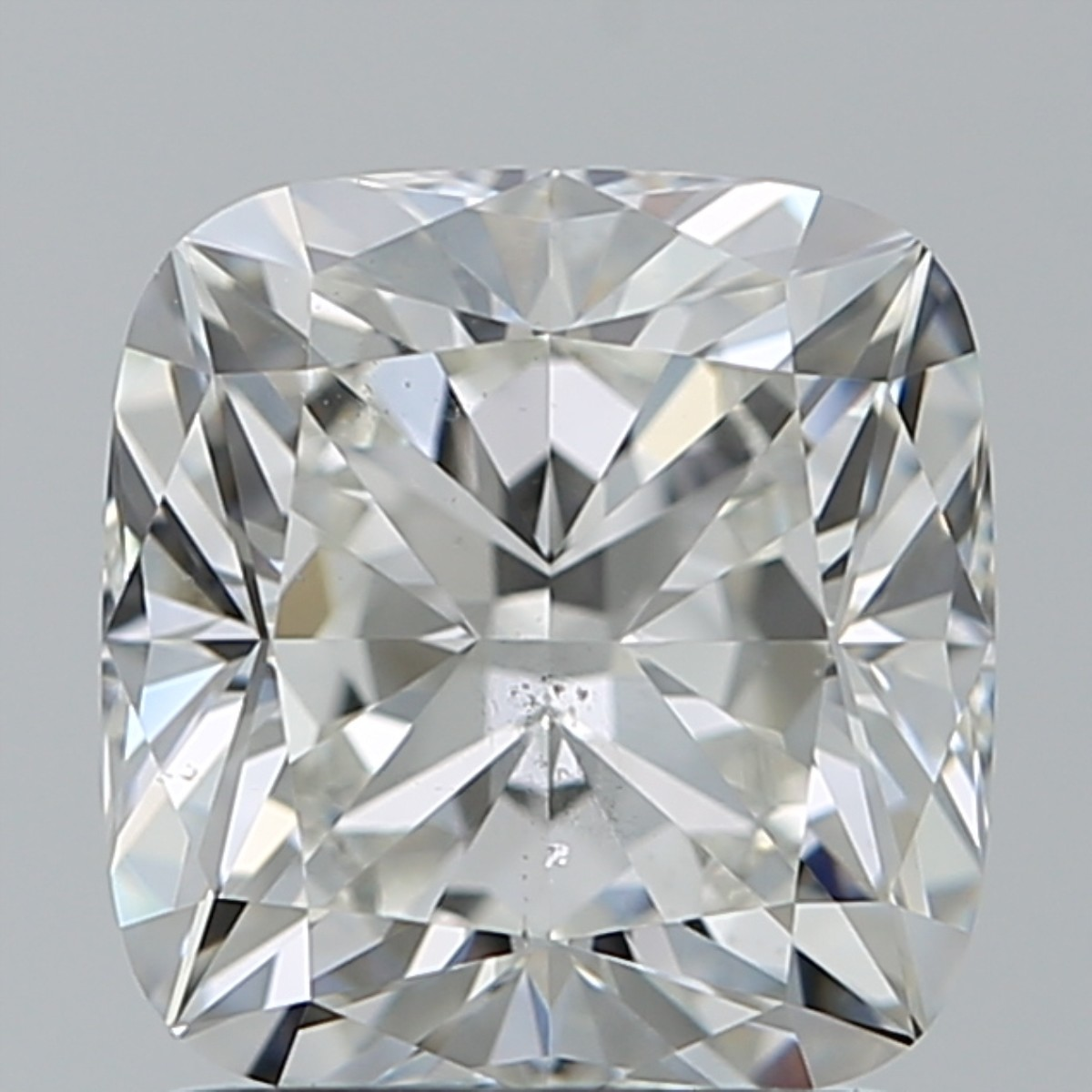 1.71 Carat Cushion Diamond (G/SI1)