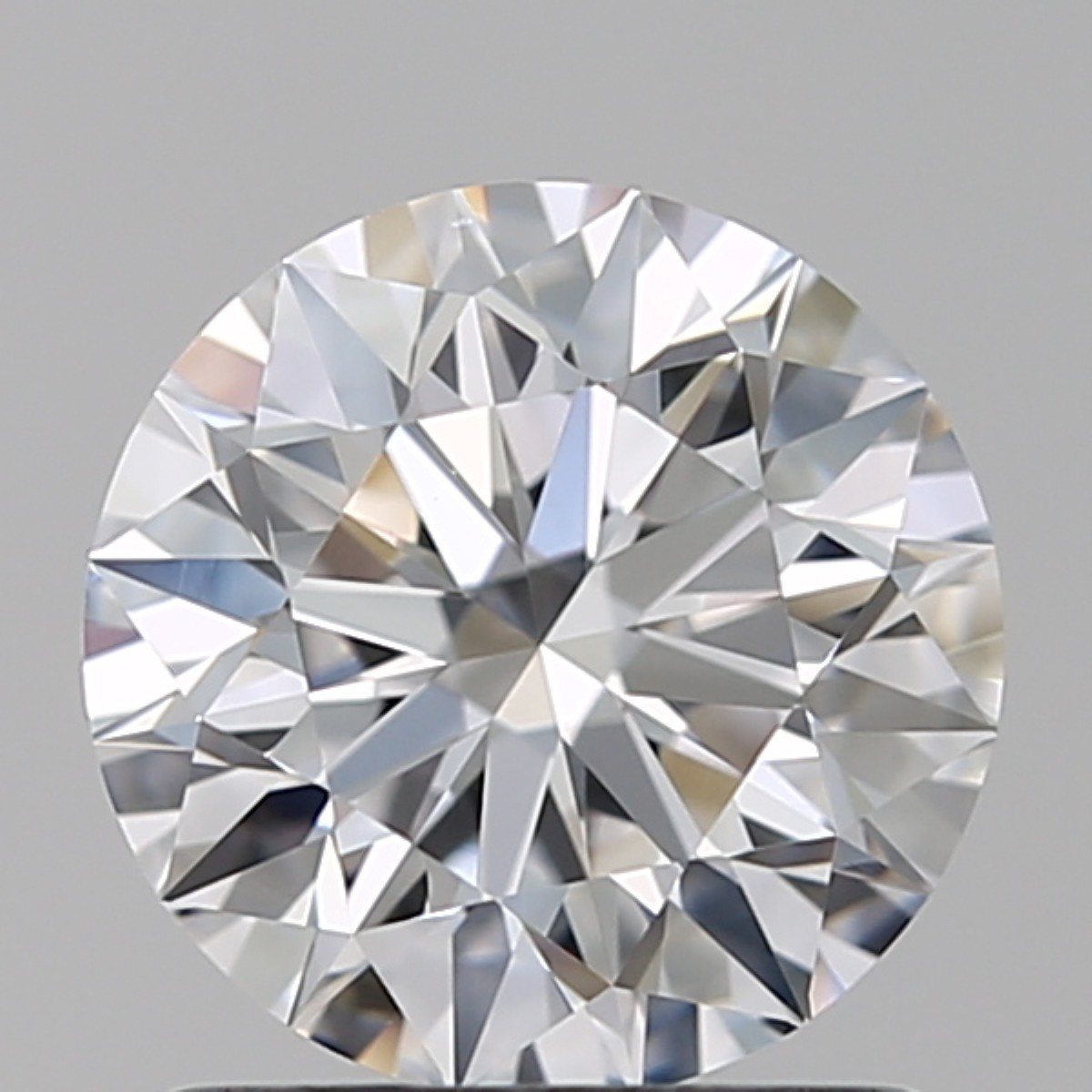 1.10 Carat Round Brilliant Diamond (D/VS1)