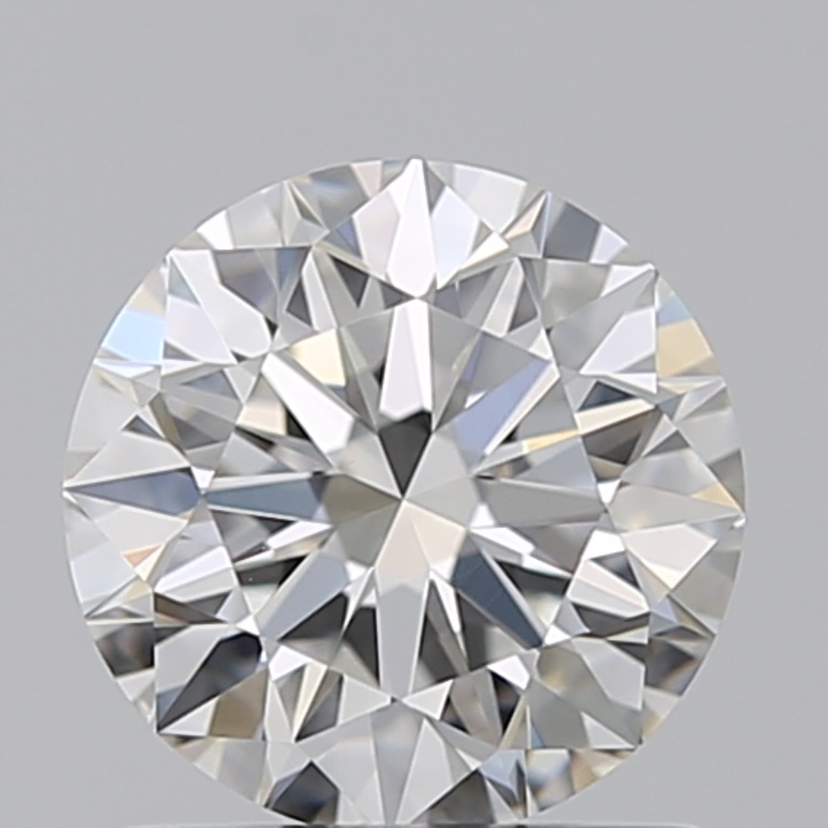 0.90 Carat Round Brilliant Diamond (F/VS1)