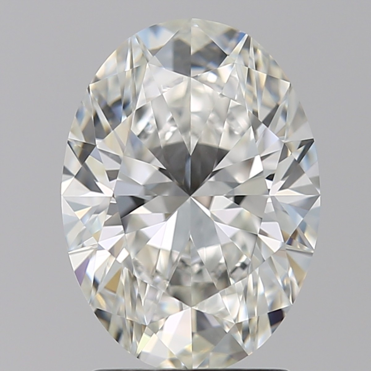 2.01 Carat Oval Diamond (H/IF)