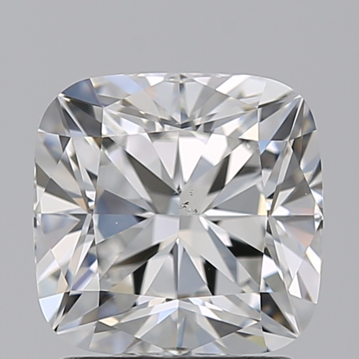 1.51 Carat Cushion Diamond (E/VS2)
