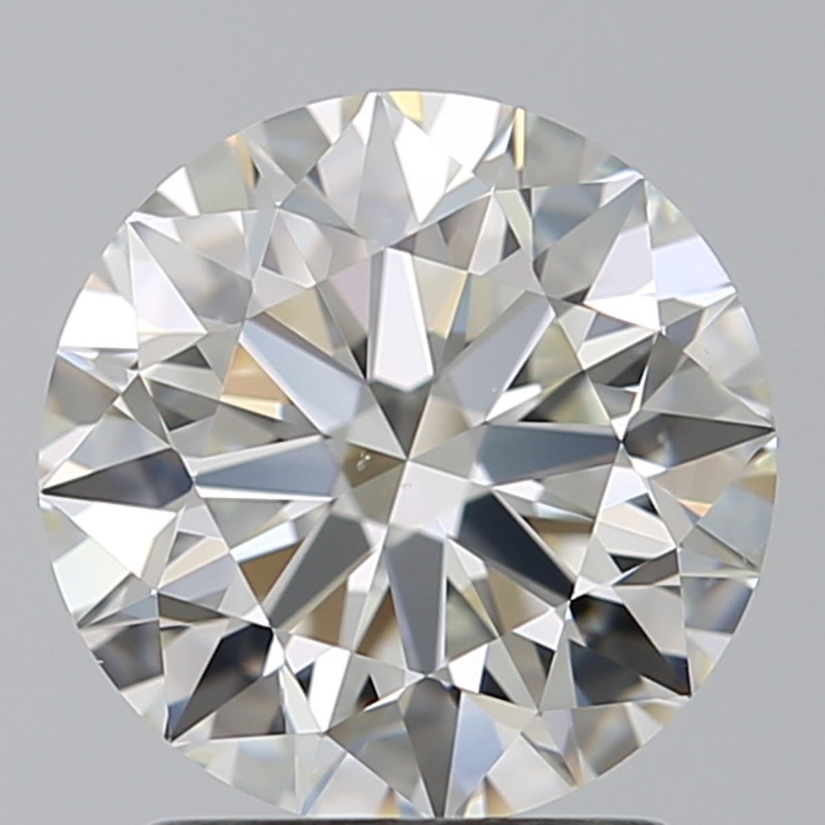 1.90 Carat Round Brilliant Diamond (I/VS2)