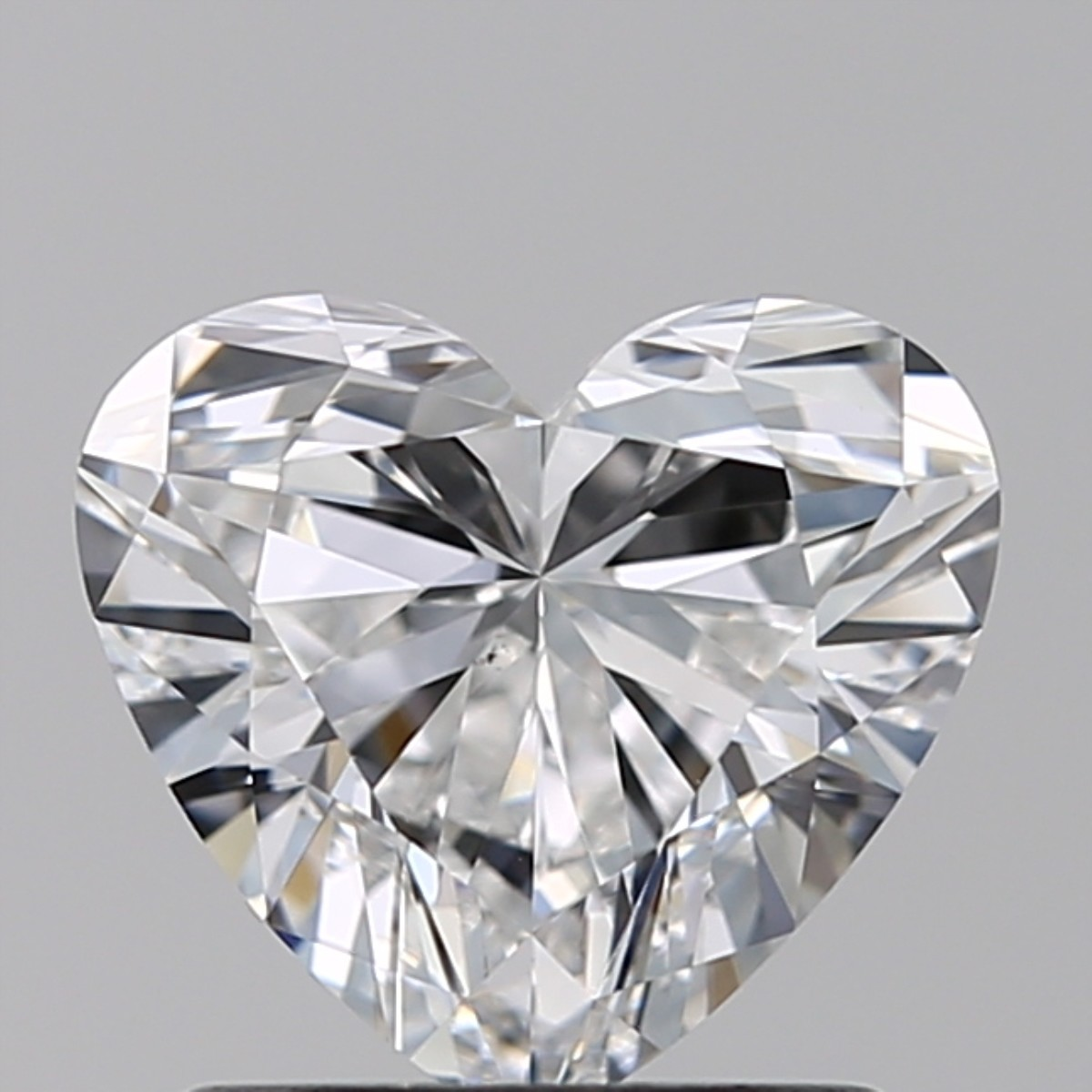 1.03 Carat Heart Diamond (E/VS2)