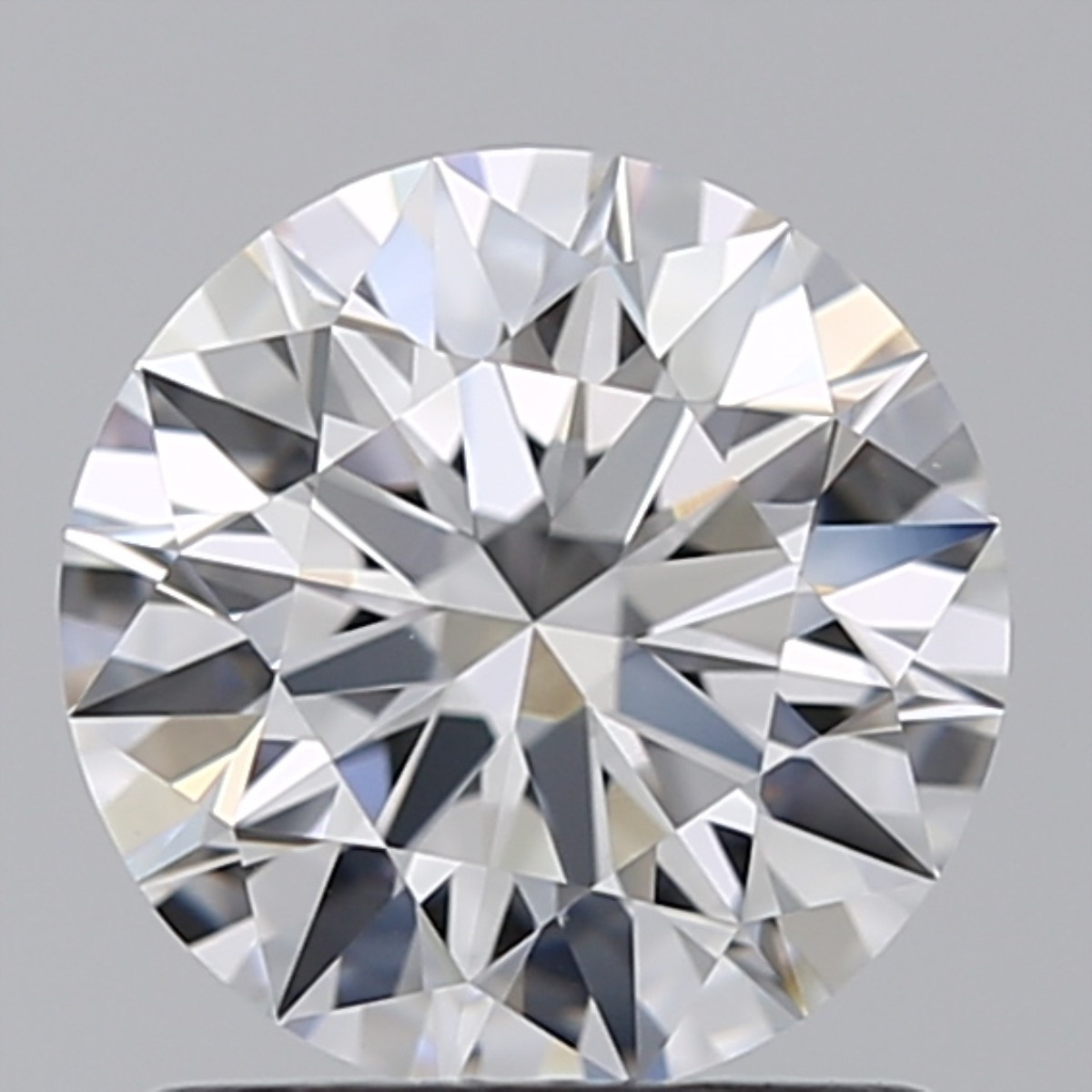 1.02 Carat Round Brilliant Diamond (D/IF)