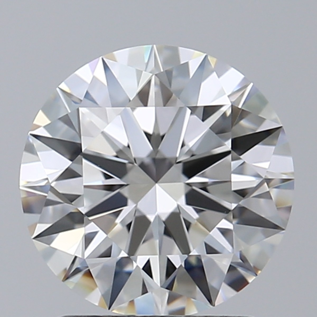 1.57 Carat Round Brilliant Diamond (E/FL)