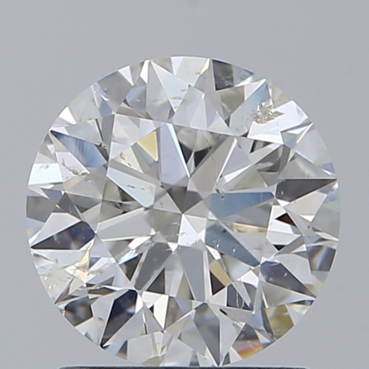 1.26 Carat Round Brilliant Diamond (G/SI2)