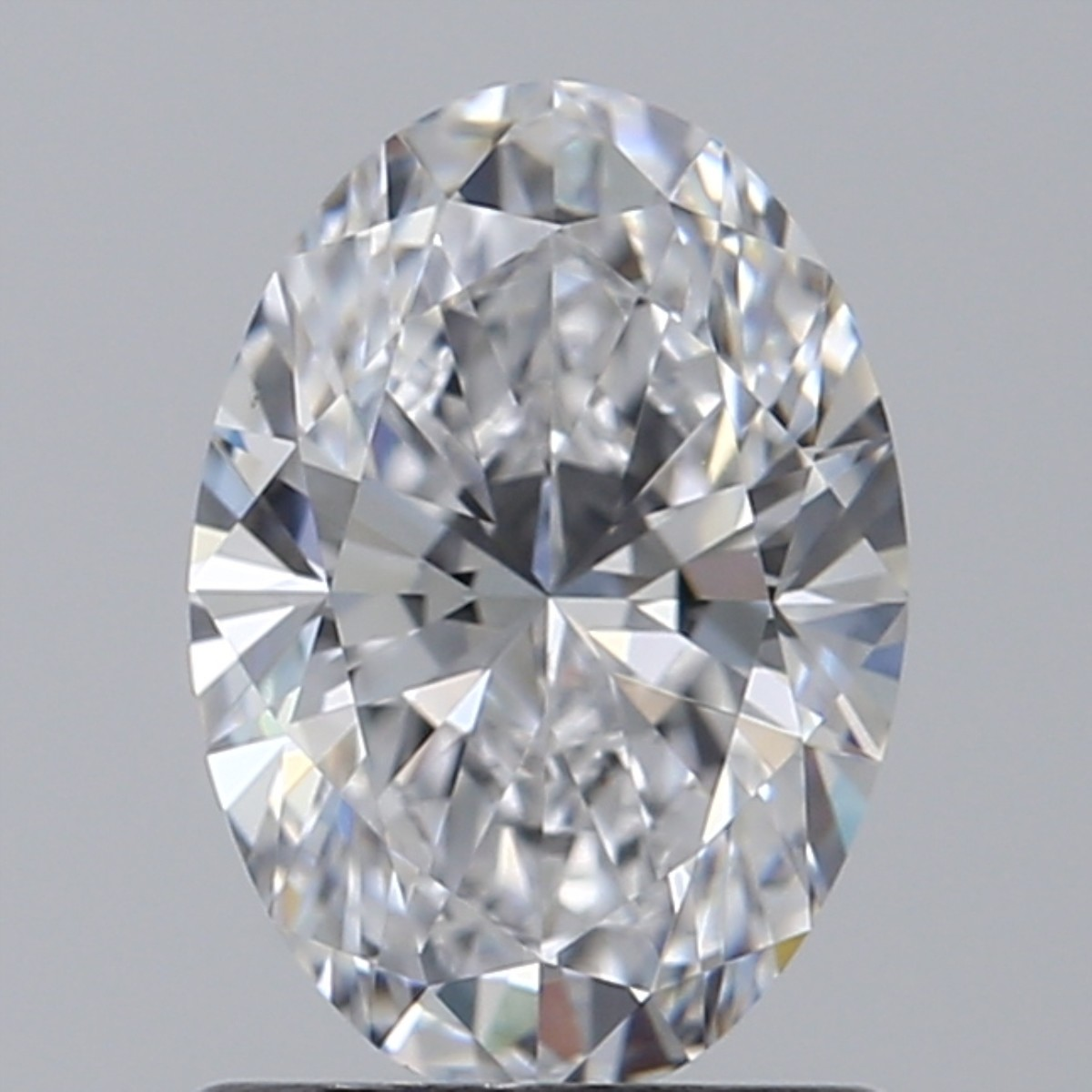 1.01 Carat Oval Diamond (D/VS1)