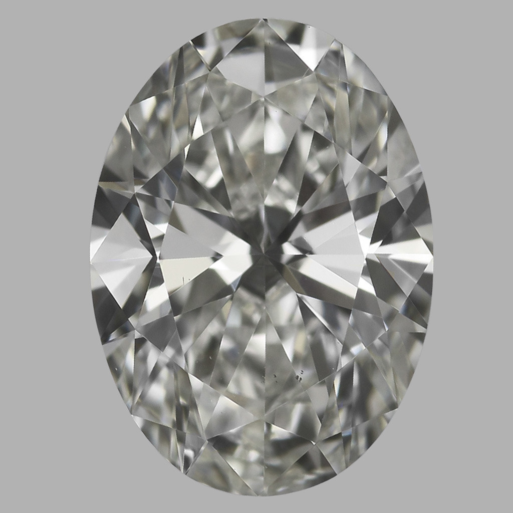 0.75 Carat Oval Diamond (I/VS1)