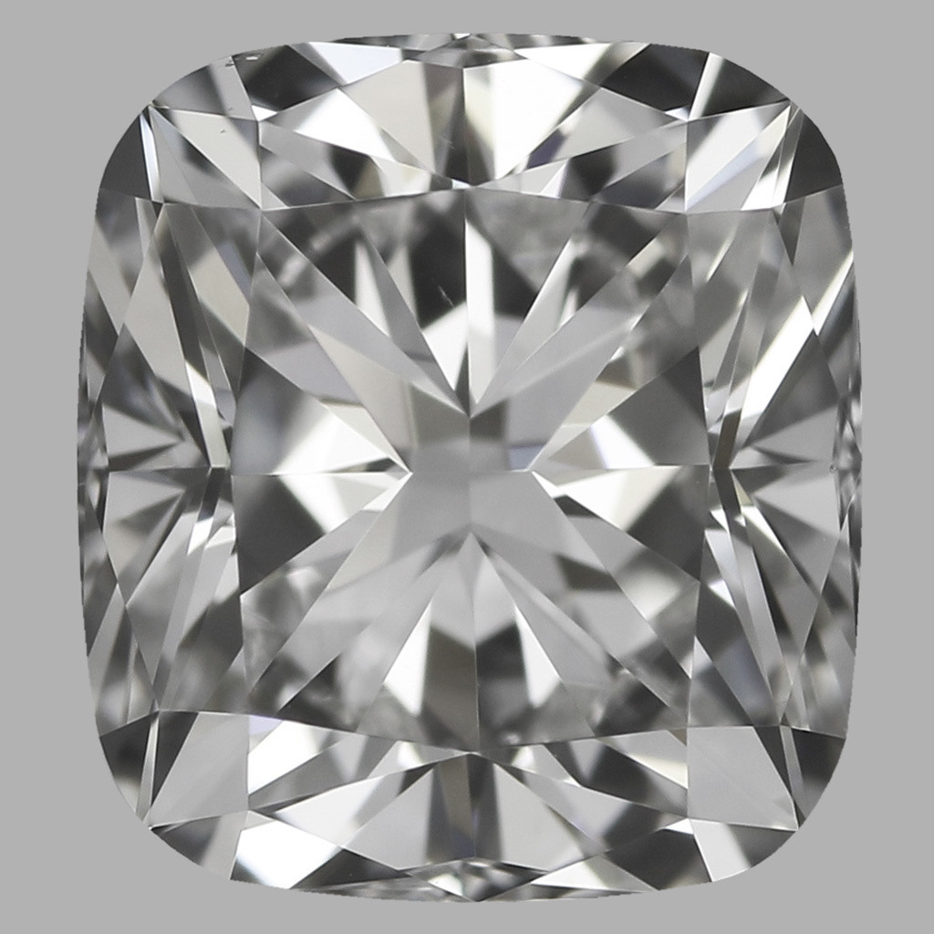 0.80 Carat Cushion Diamond (F/VS1)